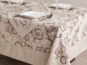 1804-БЧ (1140) Ткань хлопкольняная для столового белья наб. рис. 4245-01, ширина 160см