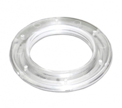 Люверсы AL 8, прозрачный d-35мм (уп.10шт)