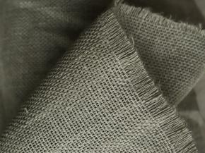 09С208-ШР 330/1 Ткань декоративная, ширина 210см, лен- 100%