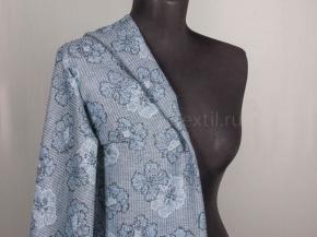 16С388-ШР+Х+У 4/28 Ткань костюмная, лен-61% хлопок-39%, ширина 145см