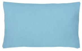 17с351-ШР Наволочка верхняя 70*70 голубой