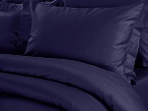 1910-БЧ (1143) Сатин гладкокрашеный цвет 193920 фиолетово-чернильный, ширина 295см