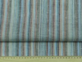 03С68-ШР/пн.+Х+У 5/127 Ткань сорочечная, ширина 150см, лен-100