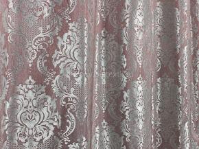 Жаккард T YW 1845-026/280 PJak розовый, ширина 280см