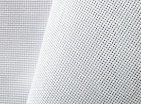 0С97В аппр. Ткань для вышивания (пл.191 гр/м2), белый, ш.149см (Канва 11 каунт)