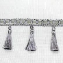 Бахрома Ajur LI BC-5 (25m) светло-серый