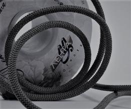 .6мм. 0С2067-Г50 (рис.2462) ШНУР ЭЛАСТИЧНЫЙ d-6мм черный (рул.50м)