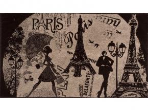 """6с103.412ж1 """"Мечты о Париже"""" Полотенце махровое 50х90см"""