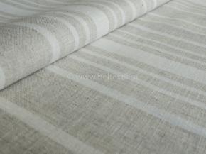15С17-ШР+У 330/3 Ткань для постельного белья, ширина 220 см, лен-70 хлопок-30