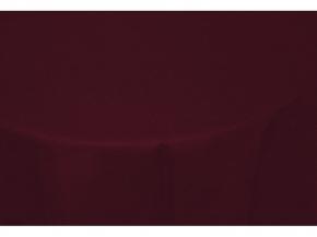 11С519-ШР Скатерть 100% лен 425 цвет вишня 150*200 см.