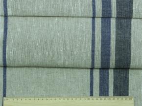 10С492-ШР 5/4 Ткань декоративная, ширина 50см, лен-100%