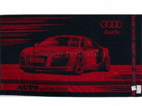 1с02.418ж1 Audi Полотенце махровое 100х175 см