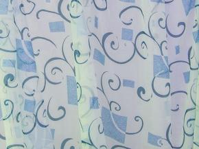 """Вуаль """"Ariel"""" печать RS 3105-07/280см V Pech Ariel Lur ut с утяжелителем, ширина 280 см"""