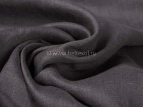 Ткань одежная гладкокрашеная умягченная 186071 МА цвет Серый 1232, 150см