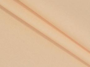 Бязь гладкокрашеная арт. 262 ГОСТ цвет №39 кремовый, ширина 150см