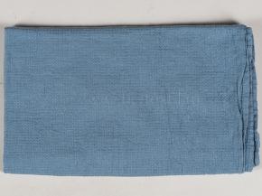18с95-ШР/у 75*125 Полотенце цв.1288 голубая ель
