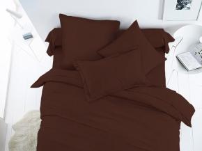 Перкаль гладкокрашеная арт.239 МАПС цвет 86402/11 горький шоколад, 220см
