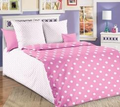 1130 КПБ 1.5 спальный Элис розовый