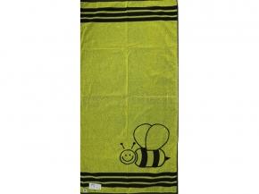 6с102.413ж1 Пчела Полотенце махровое 81х160см
