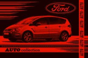 """4с83.070 104*50 """"Ford"""" полотенце махровое"""