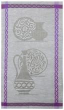 """10С193-ШР 50*90 полотенце """"Керамика-3"""" сиреневый"""
