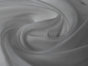 Вуаль однотонная T RS lux-160/300 V жемчужно-серый, ширина 300см. Импорт