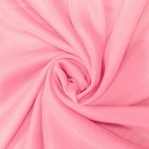 """Вуаль однотонная """"Шелли"""" SH 10/295 V розовый, ширина 295 см"""