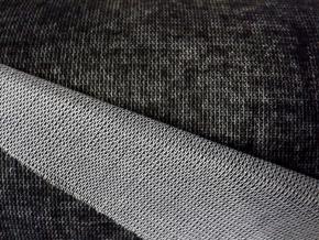 Арт.406595D Дублерин рашельный клеевой 65гр/м2 (70%ВС/30%ПЭС), черный ш.150см (рул.100м)