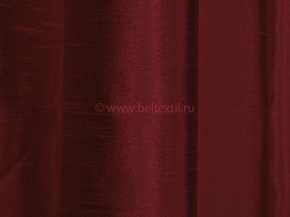 Тафта портьерная T EL FSilk-69/300 PTaf винный, ширина 300см