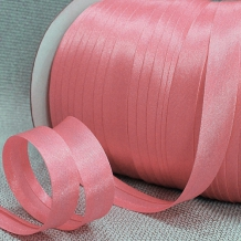 Косая бейка Ajur МН 6385/1,5см (144ярда/132м) розовый