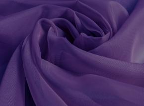Вуаль однотонная T SH 67A/295 V фиолетовый, ширина 295см