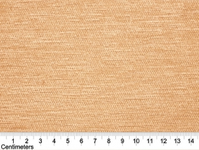 Гобелен шиниловый однотонный светло-бежевый компаньон (10-1516), ширина 145 см