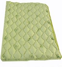 Одеяло тик/бамбук/стежка 300 гр Евро 210*200