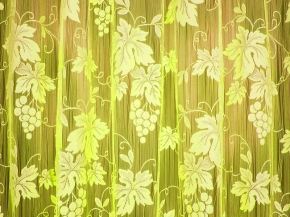 22С14-Г10 рис 2093 Занавеска 250*250 цвет лимон