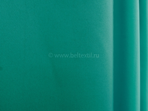 Ткань блэкаут Carmen RS 6668-12/280 P BL насыщенный бирюзовый, ширина 280см