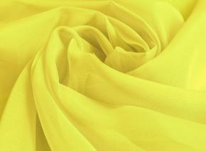 Вуаль однотонная T VF 109/300 V ярко-желтый, ширина 300 см