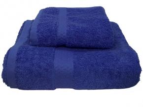 Полотенце махровое Amore Mio GX Classic 50*90 цвет синий