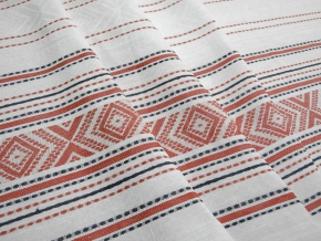 10С291-ШР 1/986 Ткань скатертная, ширина 160см, лен-100%