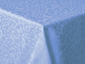 08С6-КВгл+ГОМ т.р. 1751 цвет 15-4020 небесно-голубой, ширина 305см