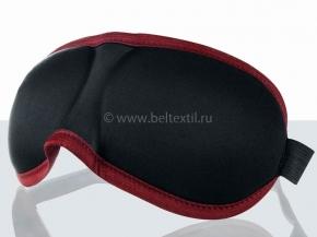 Светозащитная маска 3D Memory Foam, 23х9, ППУ-065/черный