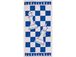 6с104.413ж1 Шахматы Полотенце махровое 81х40см