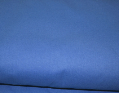 03С8-БЧ (484) шир.150 бязь гладкокрашенная пл.138г/м.кв цвет 2606-05 темно голубой