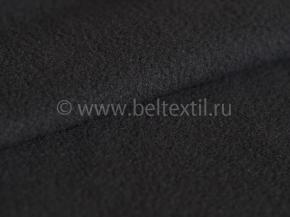 Флис подкладочный односторонний Black