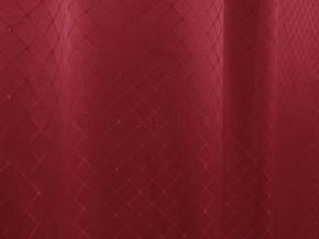 Жаккард T ZG L829-130/150 бордо, ширина 150см