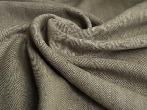 18С379-ШР+М+Х+У 4/1 Ткань костюмная, ширина 145см, лен-100%