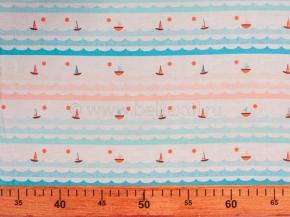 Ткань для постельного белья арт. 00603/620-1 рис. 9456/703, ширина 150см