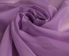 Вуаль однотонная Шелли ZN 102/300 V фиолетовый , ширина 300 см