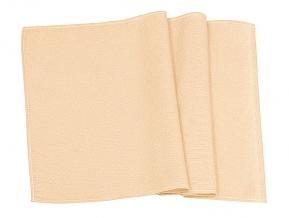 Полотенце вафельное 45*60 цвет сливочный