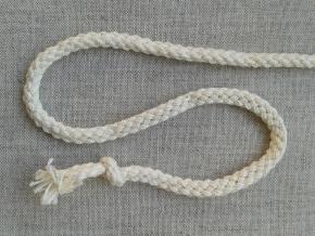 ШХ8-005-1 Шнур, D-5мм, х/б 100%, натуральный