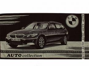 6с102.413ж1 BMW Полотенце махровое 81х160см
